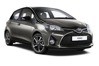 Allestimento elegante ricco Toyota Yaris