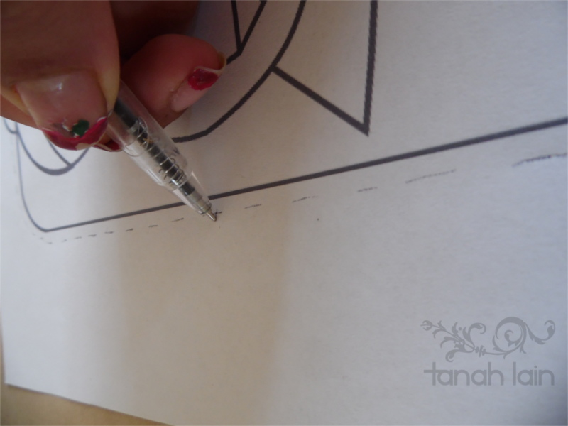 Lapicera Bailarina DIY