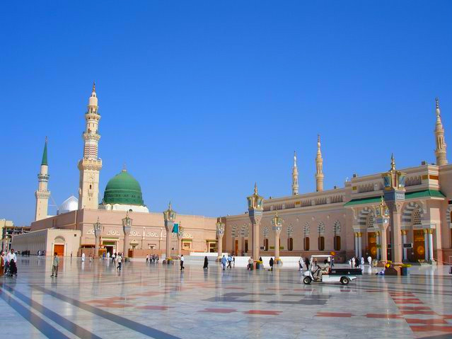 Masjid+Nabawi+HD+Wallpapers+2013+(3)