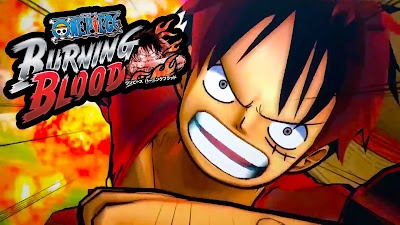 Game One Piece Burning Blood PC Game Full Version