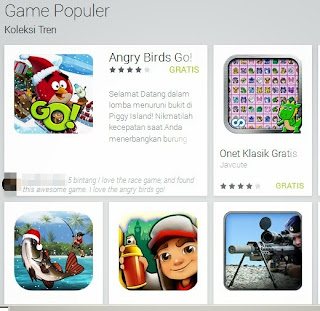 Free download official popular games for Android .apk full + data