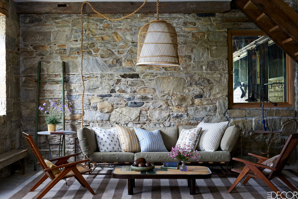french country decorating ideas for living rooms room designe decordemon: an 1870s carriage house brimming with historic ...