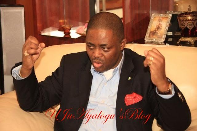 Femi Fani-Kayode Blasts Presidential Spokesman Femi Adesina: You Need Mental Rehabilitation