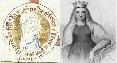 Matilda of Scotland and Matilda of Boulogne