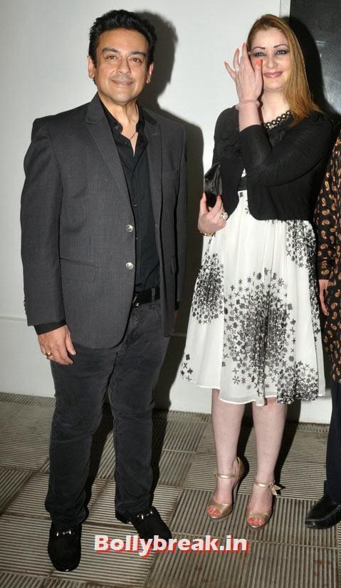 Adnan Sami and Roya Faryabi, Shilpa Shetty - How not to make Money Bash