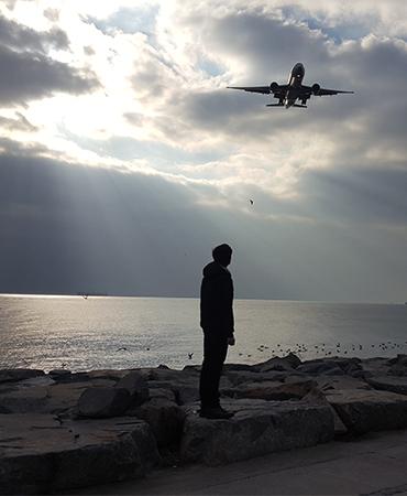 Harun İstenci İstanbul / Atatürk Flughafen