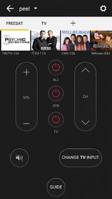 برنامج ريموت التلفزيون للاندرويد, برنامج التحكم بالرسيفر للاندرويد, برنامج التحكم بالتلفاز للايفون, برنامج ريموت كنترول للريسيفر