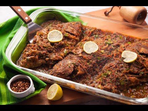 طريقة عمل السمك الصيادية على الطريقة المصرية