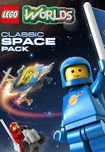 Lego World Classic Space Park