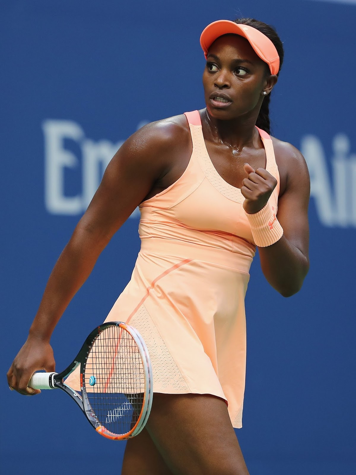 WTA hotties: 2017 Hot-100: #6 Sloane Stephens (@SloaneStephens)
