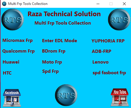 Multi Frp Tools Collection