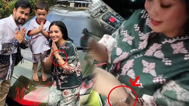 Wow!!!! Kado Lebaran Raffi Ahmad Buat Istrinya Nagita Slavina Bikin Kaget Mendengar Harganya