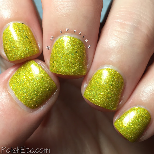 Pahlish - Out of Oz Collection - McPolish - Yellow Brick Road