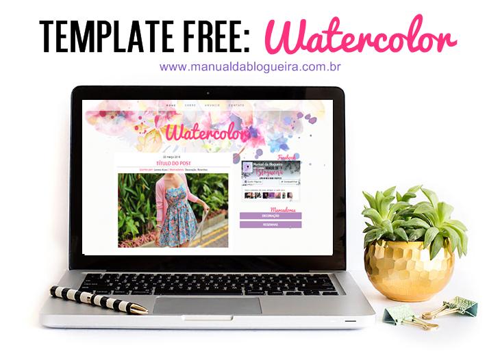 Layout free para blogspot
