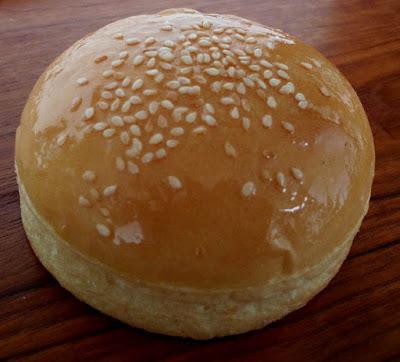Foto Resep Roti Burger Empuk Asli Enak