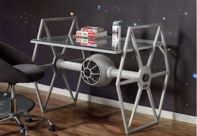 Starwars Themed Desk
