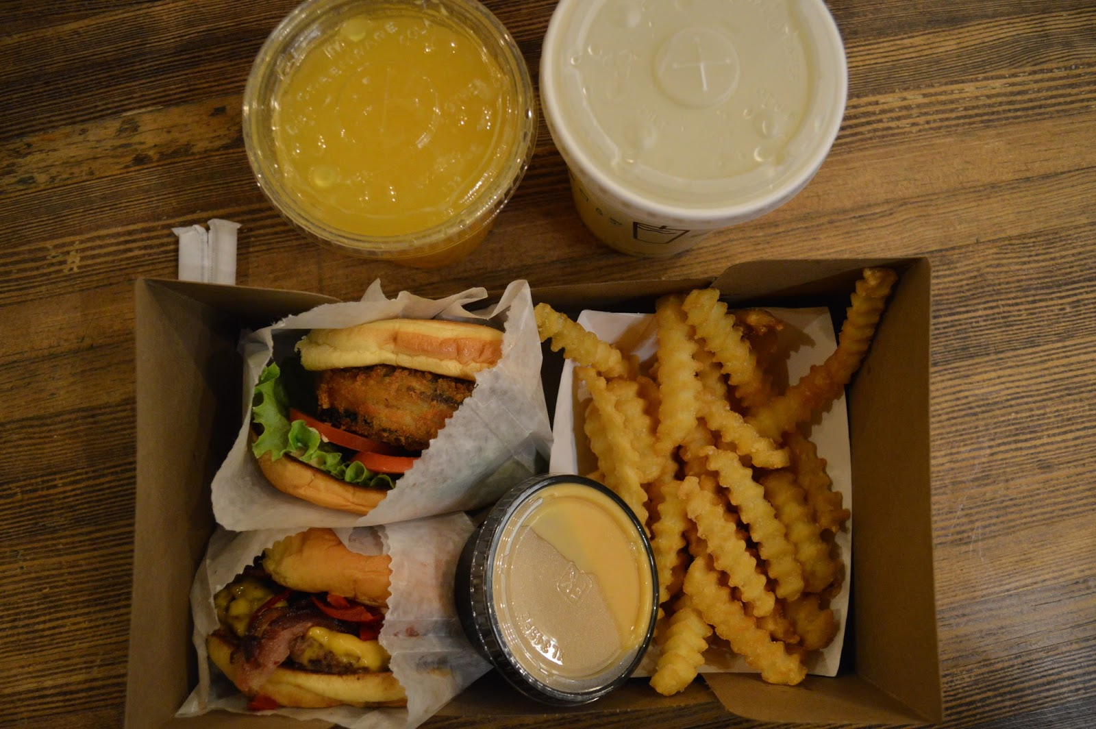 FREE SHAKE SHACK TO FIRST 100 CUSTOMERS ON TUESDAY, AUGUST 16!