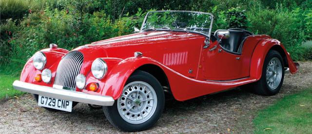Morgan_Plus_8, 1968_Rover's_allaluminum_V8_engine