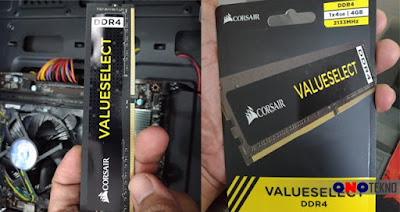 RAM DDR4 4GB PC 2133 MHz Corsair Value Select