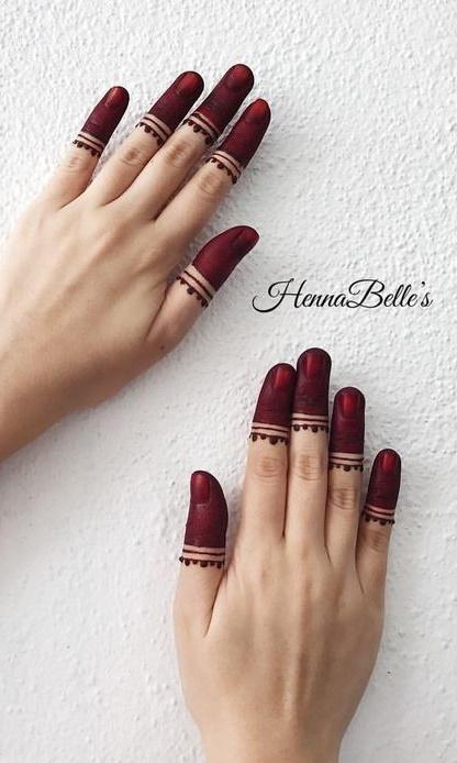 Henna Untuk Alis: Henna Club Indonesia: Makna Dibalik Ritual Innai (Daun