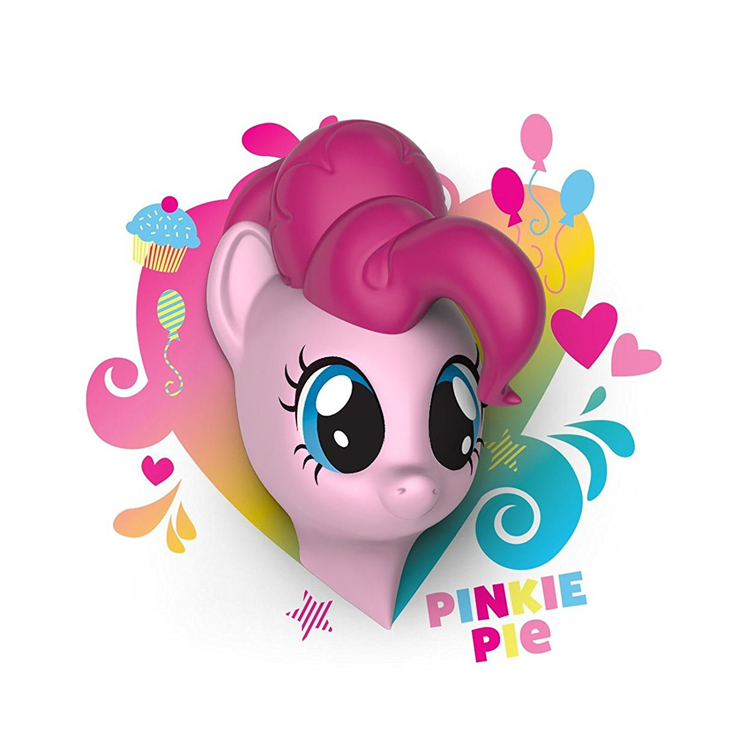 Ideal My Little Pony D Wall Deco Light Pinkie Pie