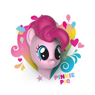 My Little Pony 3D Wall Deco Light Pinkie Pie