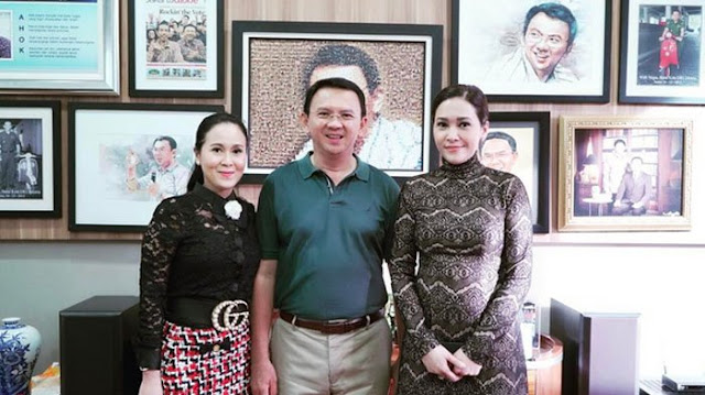 Samakan Ahok dengan Pahlawan ini, Kicauan Maia Estianty Memicu Perdebatan Netizen