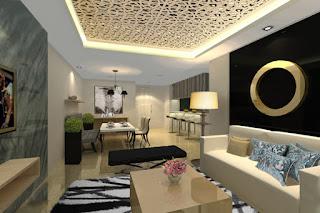 Tipe Unit Apartemen Pacific Garden Suites Alam Sutera www.rumah-hook.com