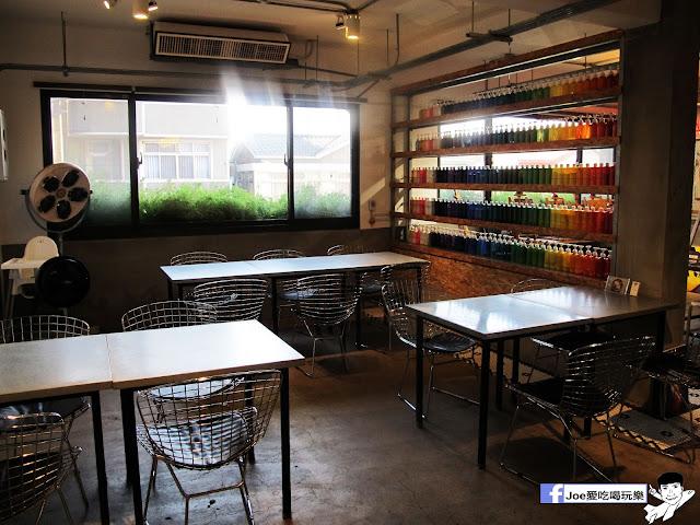 IMG 6488 - CMYK GALLERY | 集會畫教室、藝廊、餐廳於一身的特色餐廳,色彩繽紛的用餐環境,令人賞心悅目,也讓網美們為之瘋狂!