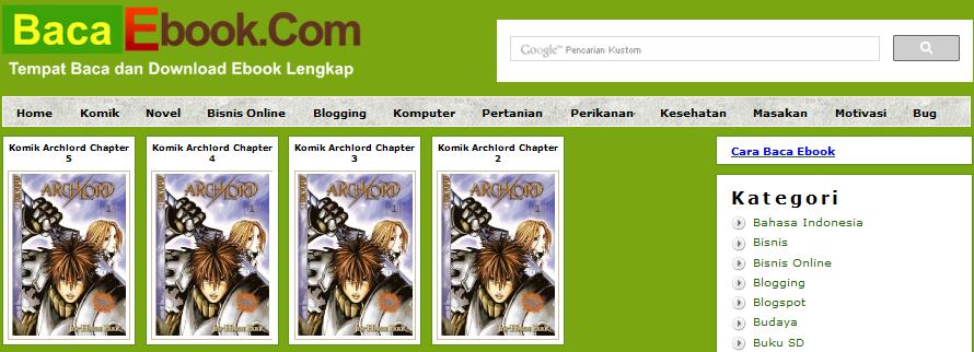 Download ebook gratis dimana.