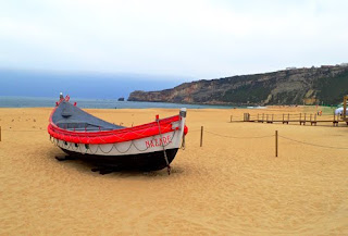 Beach Nazare Portugal