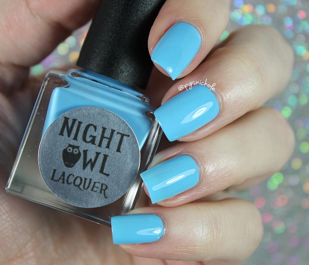 Bedlam Beauty: Night Owl Lacquer | Light & Bright Neon Creams
