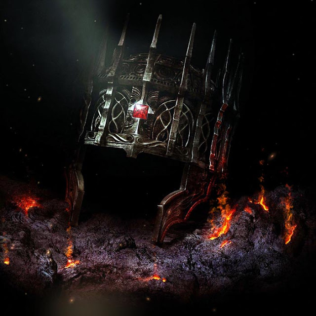 Dark Souls - Crown of the Old Iron King Wallpaper Engine