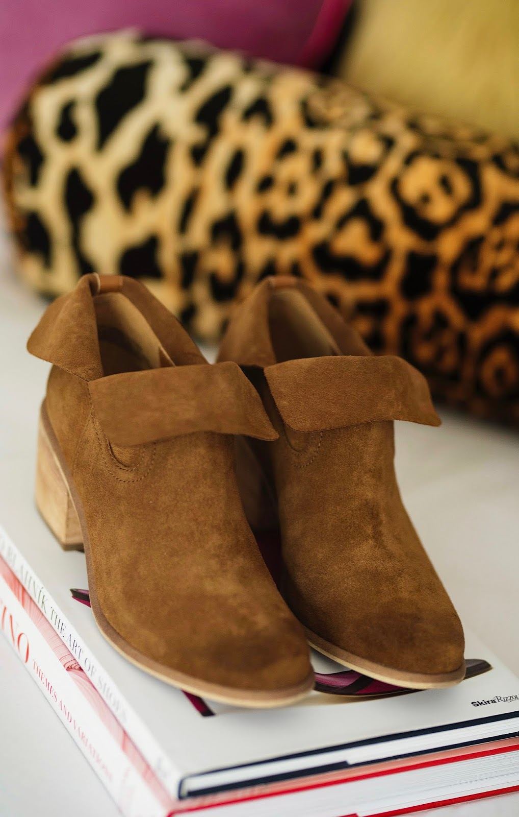 Nordstrom Anniversary Sale BP. Brice Notched Bootie - Something Delightful Blog