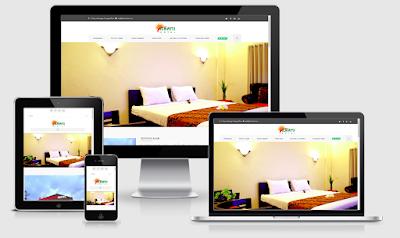 Website Ilhami Hotel - Penginapan Murah dan Nyaman di Blitar