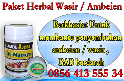 Alternatif Pengobatan Ambeien