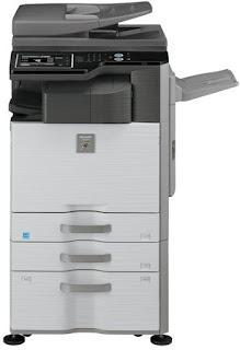 Sharp MX-M453N Scanner Driver Download Windows 10/8.1/7