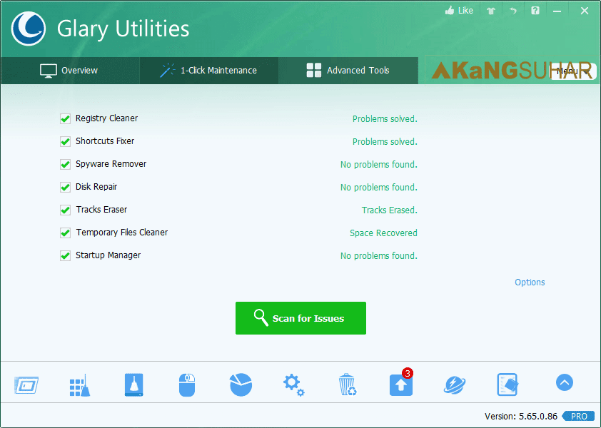 Download Glary Utilities Pro  5.68.0.89 Full Version