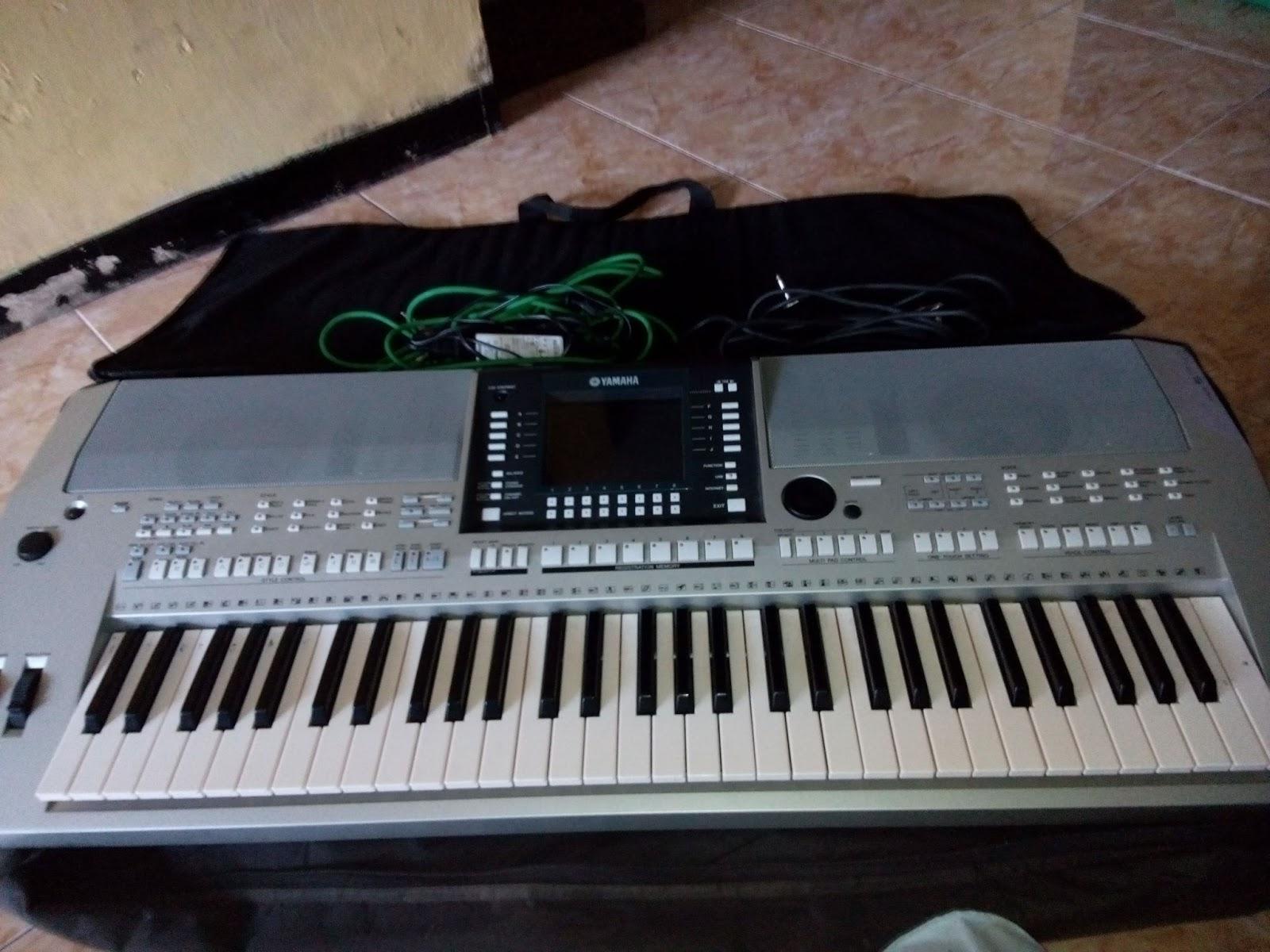 Harga Keyboard Yamaha Second