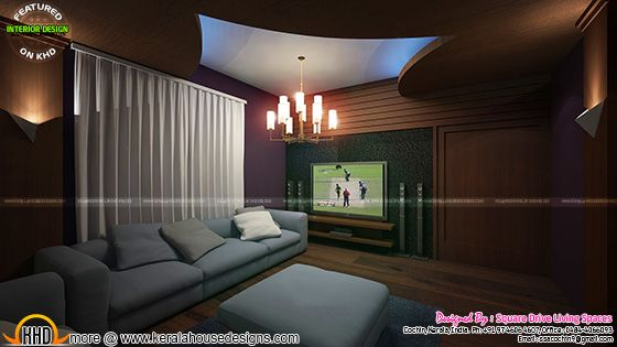 Home theater in Kerala