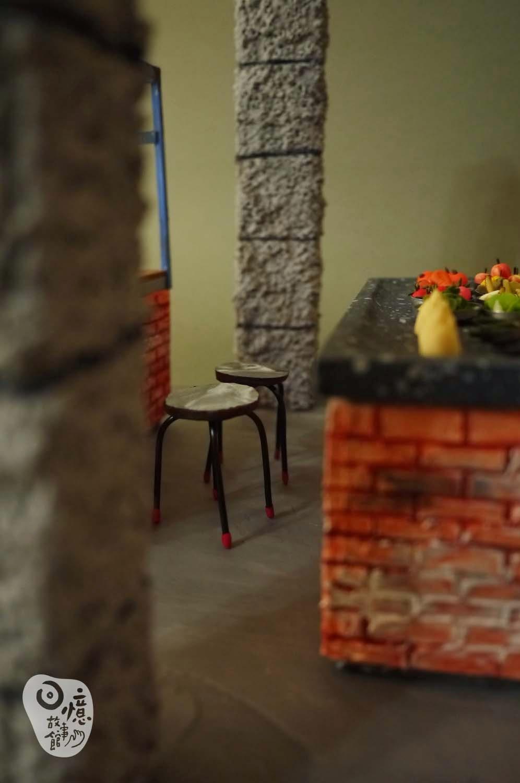 DW達非設計企劃: 回憶故事館/光復新村。菜市場