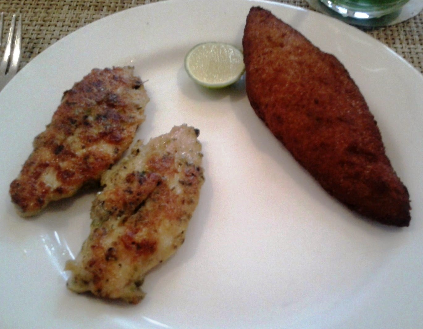 Murshidabadi Chicken Fish Fry