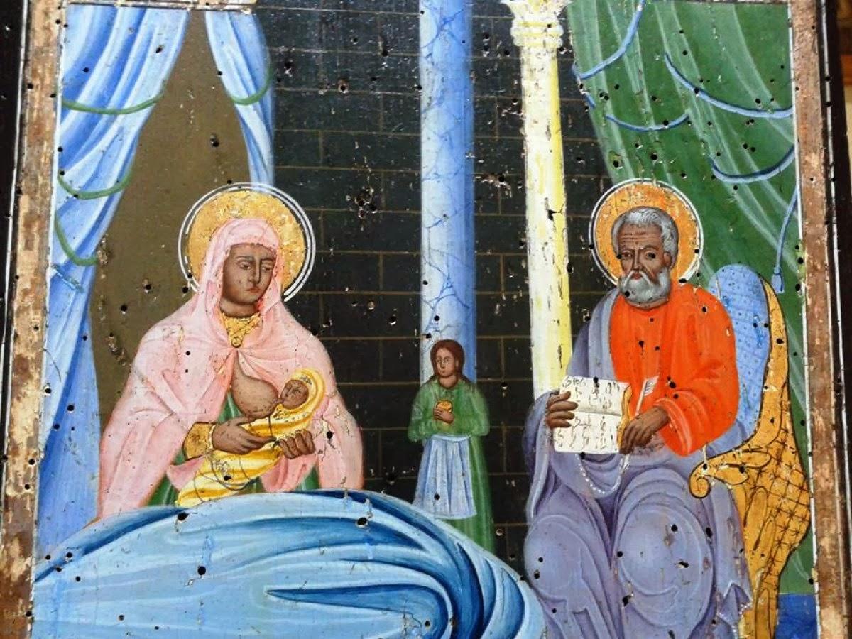 Λείψανα των θεοπατόρων Ιωακείμ και Άννης http://leipsanothiki.blogspot.be/