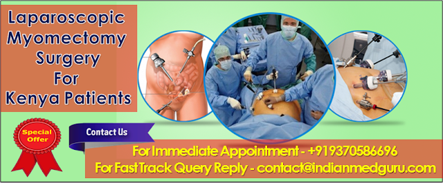 Special Packages for Laparoscopic Myomectomy Surgery India