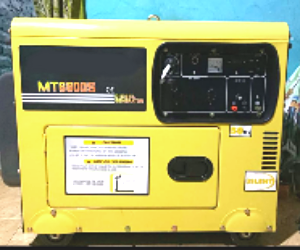 mengatasi mesin genset solar susah hidup