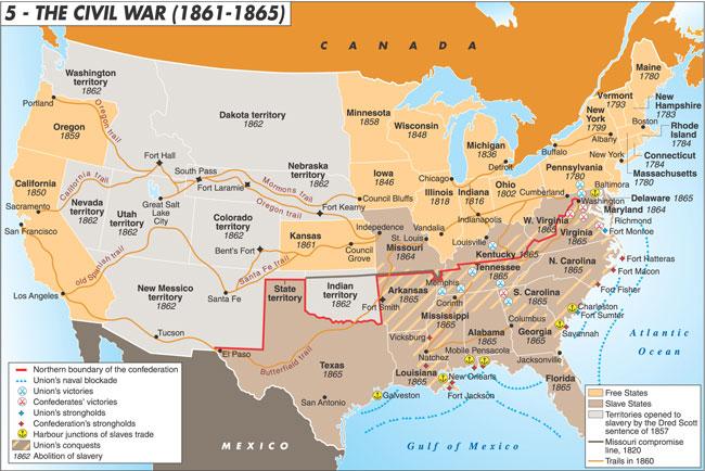 US History - Maloney: Civil War -9