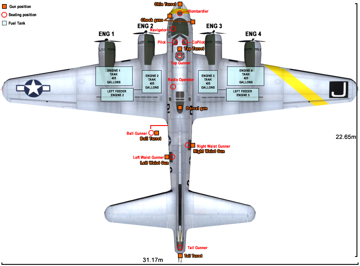 zsk digital designs b 17g flying fortress you should of received in your b 17g purchase package