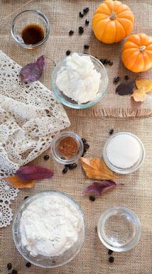 Pumpkin Spice Latte Poptarts