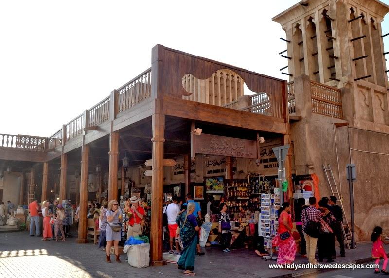 Deira Grand Souk in Dubai