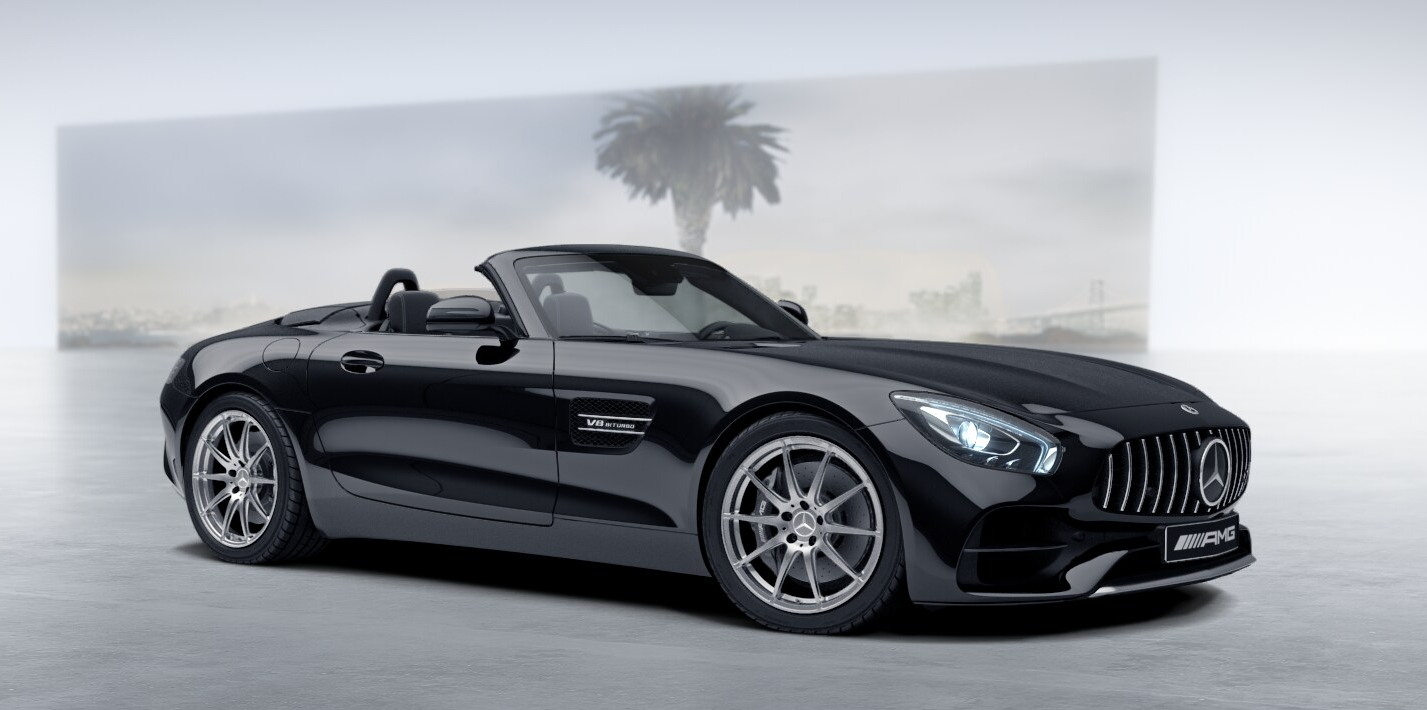 Mercedes Amg Gt Roadster 2016 Couleurs Colors